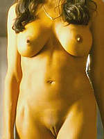 Rosario Dawson boobs & shaved pussy in Trance